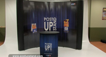 Post-Up Stand