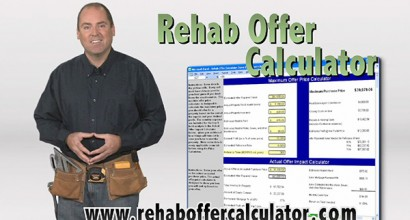 Rehab Offer Calculator